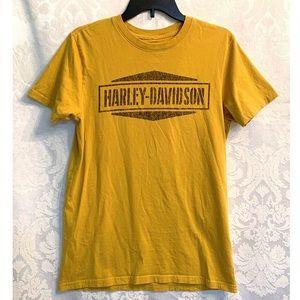 Harley Davidson | Logo Graphic T-Shirt Size M
